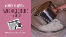 How to Make Paper Mache: Recipe and Step-by-Step Guide – Create & Craft Blog