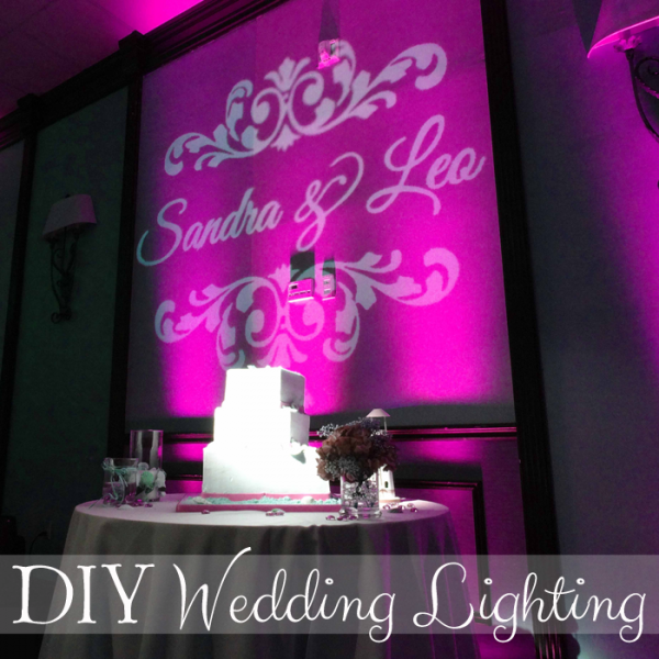 DIY Wedding Lighting | The Budget Savvy Bride