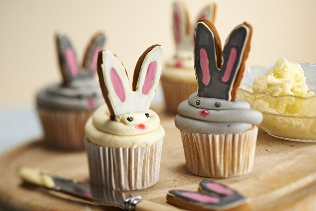 How to Make Rabbit Cupcakes – Hobbycraft Blog