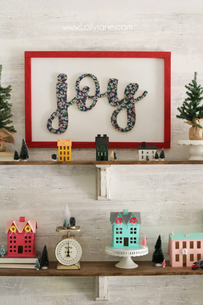 DIY wood cutout sign tutorial – Lolly Jane